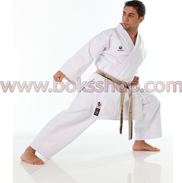 ca8027446c90d Tokaido Kata Master - WKF Onaylı Karate Kata Elbisesi Tokaido Karate ...