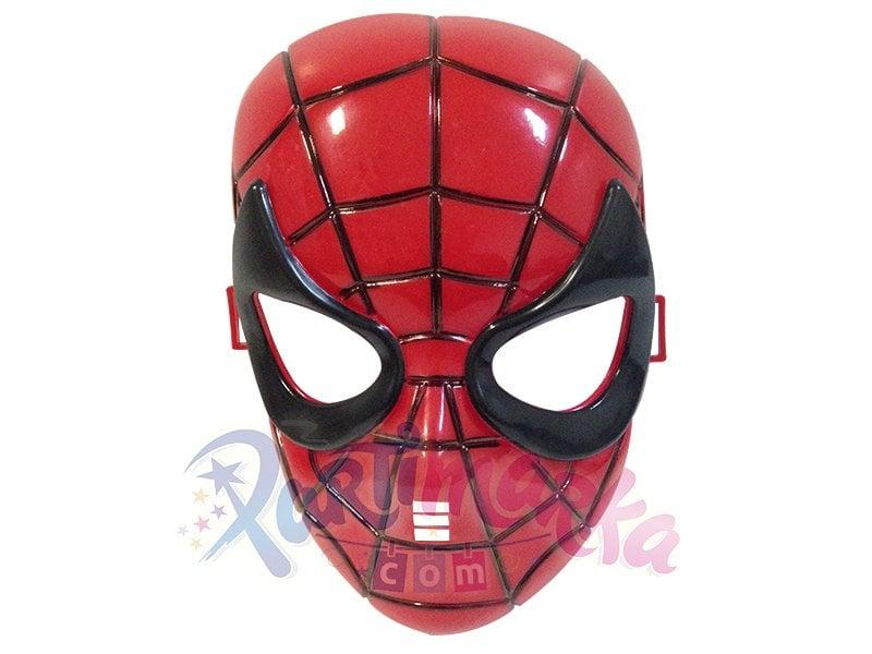 Spiderman Orumcek Adam Maskesi Parti Maskeleri Partimarka