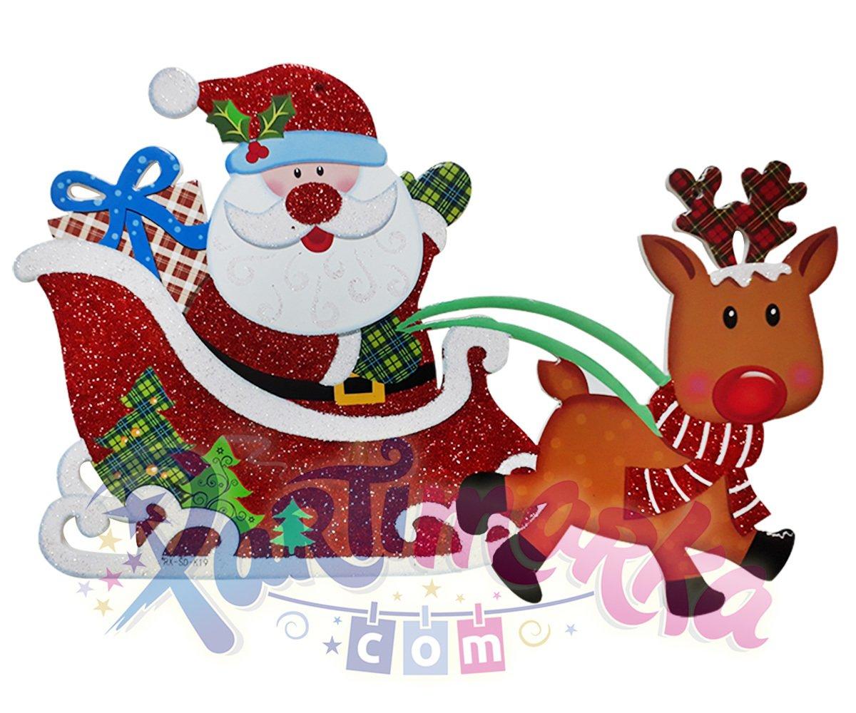 Geyikli Noel Baba Yilbasi Susu Yilbasi Susleri Partimarka Yilbasi