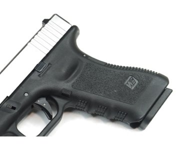 WE G17 GLOCK 17 Gen 3 Silver GBB Airsoft Tabanca