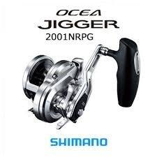 2001NRPG Shimano Ocea Jigger 2001NRHG