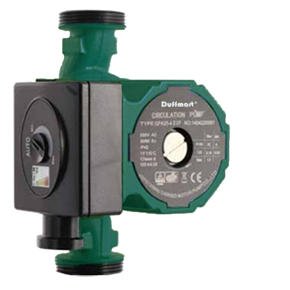 Duffmart GPA25/8.130 M Frekans Konvertörlü Sirkülasyon Pompası