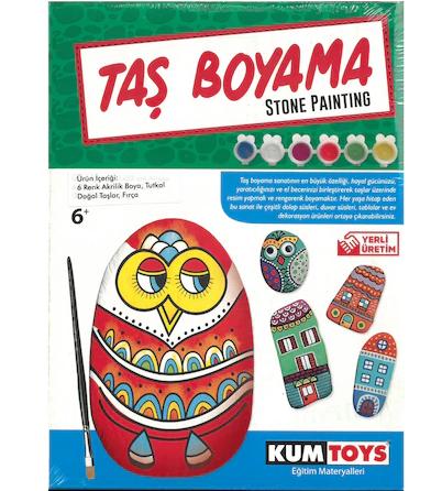 Tas Boyama Stone Painting 6