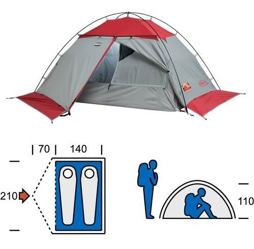 Ferrino Tenda Desert Challenge