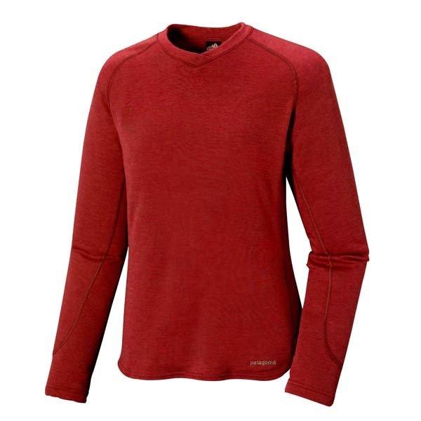 Patagonia W'S Wool 4 V-Neck