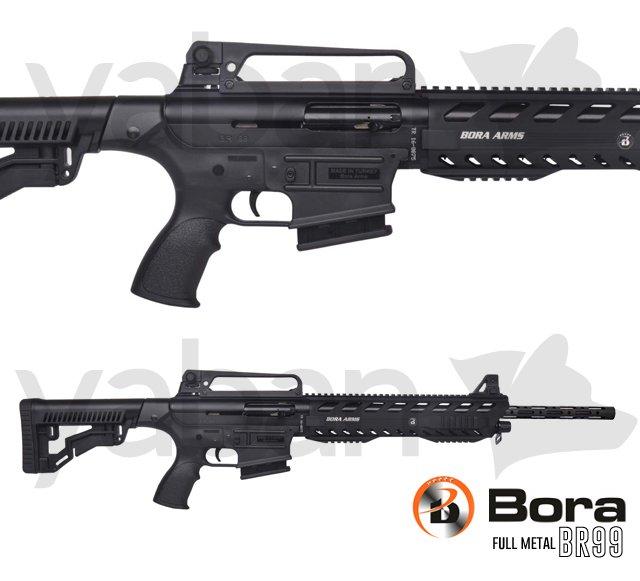 BORA ARMS BR99 FULL METAL ARJRL AV TFE