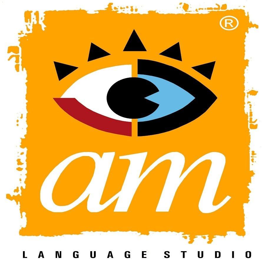 A.M LANGUAGE  logo ile ilgili görsel sonucu