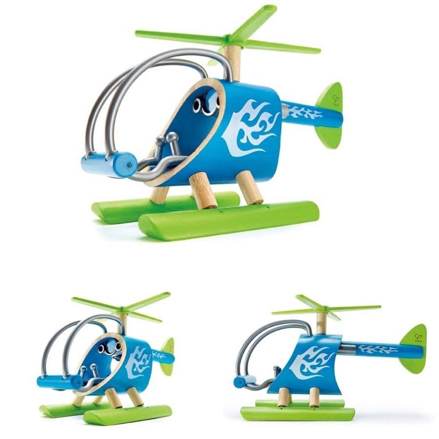 Hape Helikopter 21x9x12cm