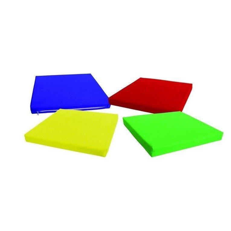 Yer Minderi 40x40x5cm(Sarı)