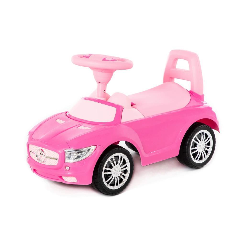 Polesie - Super Car - Pembe