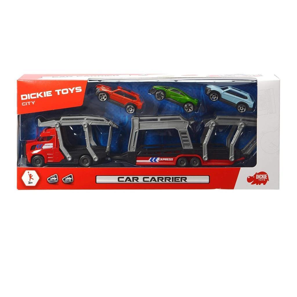 203745008 Dickie, Car Carrier
