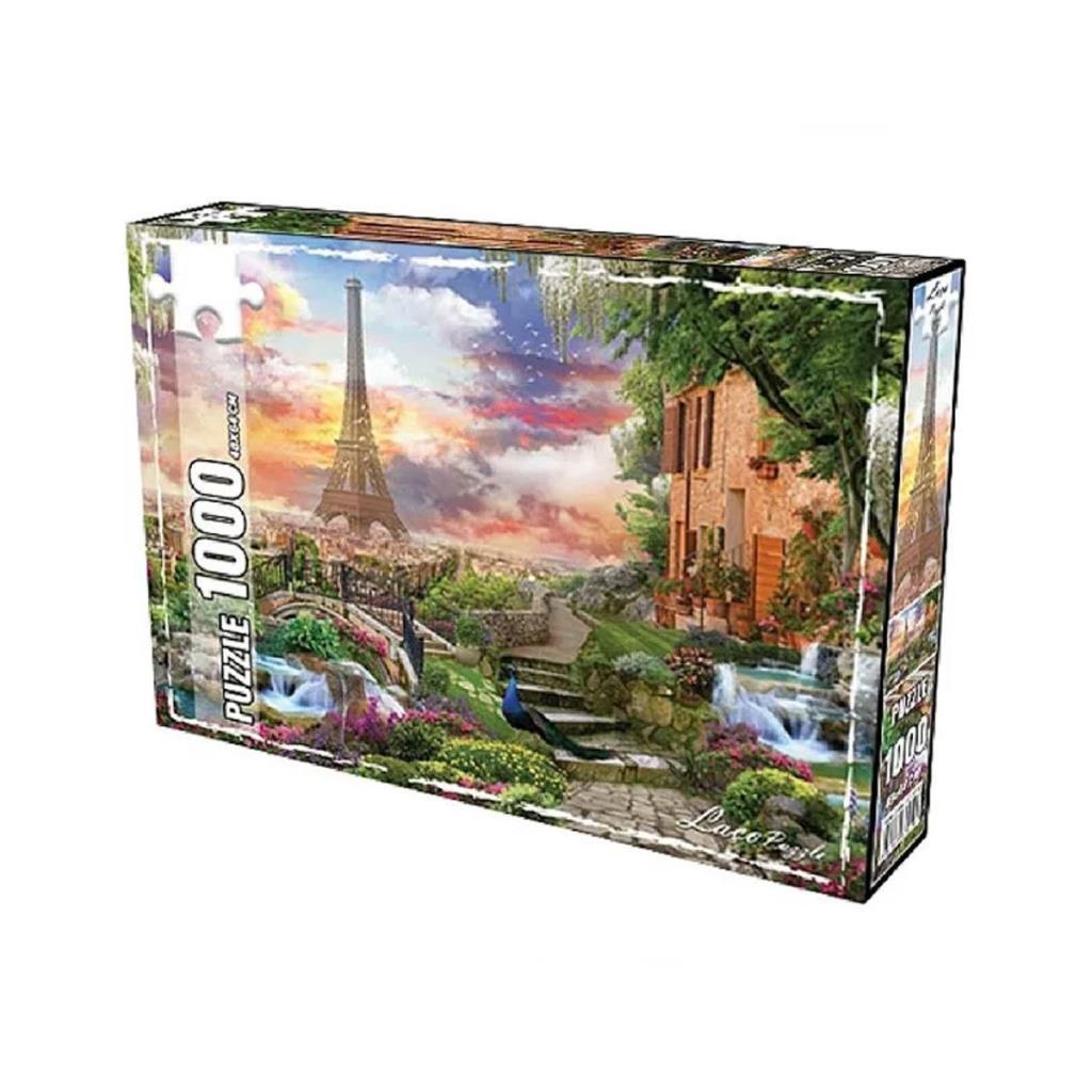 LC7262 Esrarengiz Doğa 1000 Parça Puzzle