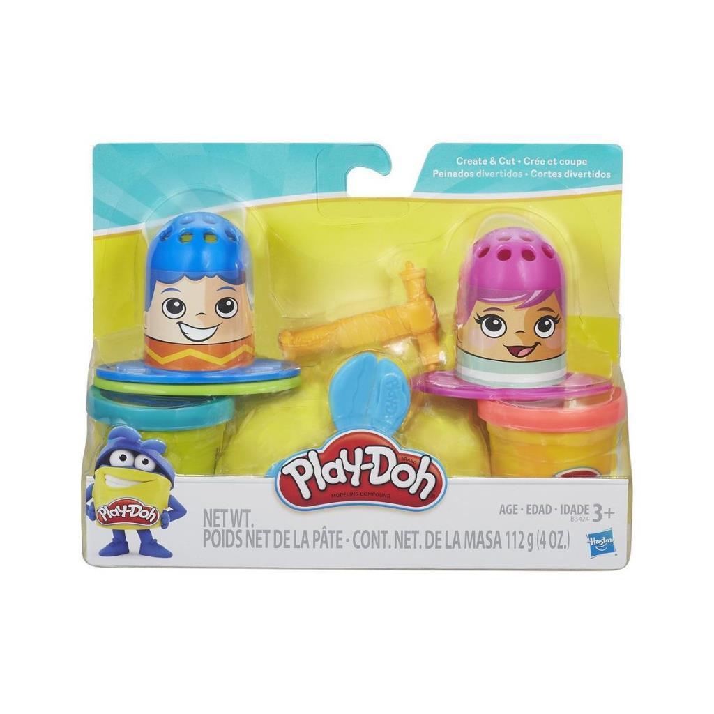 B3424 Play-Doh Eğlenceli Arkadaşlar