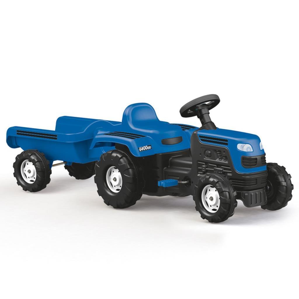 Ranchero Römorklu Traktör