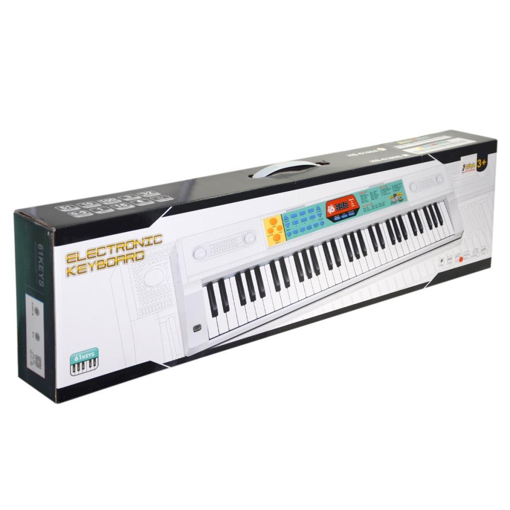Asya - 61 Tuşlu Org - Klavye -Electronic Keyboard