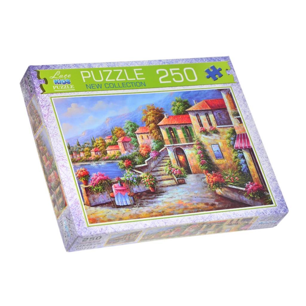 LC7187 Laço Kids Tarihi Manarola 250 Parça Puzzle