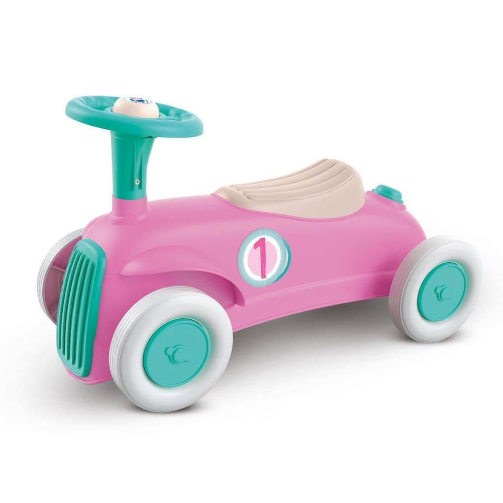 17455 Baby Clementoni - İlk Klasik Arabam - Pembe
