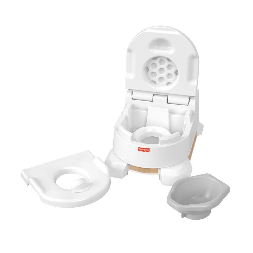HBX68 Fisher-Price® 4'ü1 arada Eğitici Tuvalet