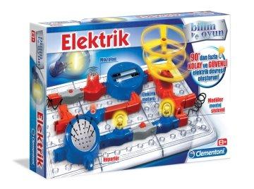 Clementoni Elektrik Devresi - Eğitici Deney Seti
