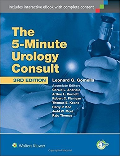 The 5 Minute Urology Consult The 5 Minute Consult Series