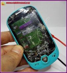 samsung gt c3510 cep telefonu telefon yedek parça bitpazarı dokunmatik lcd  ekran kırık