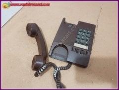 ikinciel netaş tuşlu kablolu ev iş telefonu sorunsuz telefon