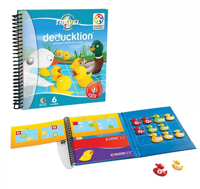Smart Games Deducktion ördekler Akıl Oyunu