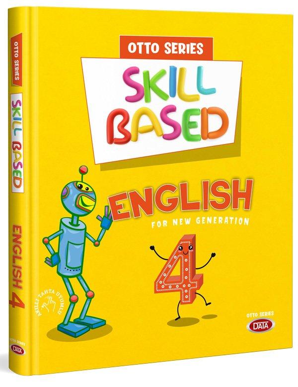 Data Yayınları Otto Series Skill Based English 4