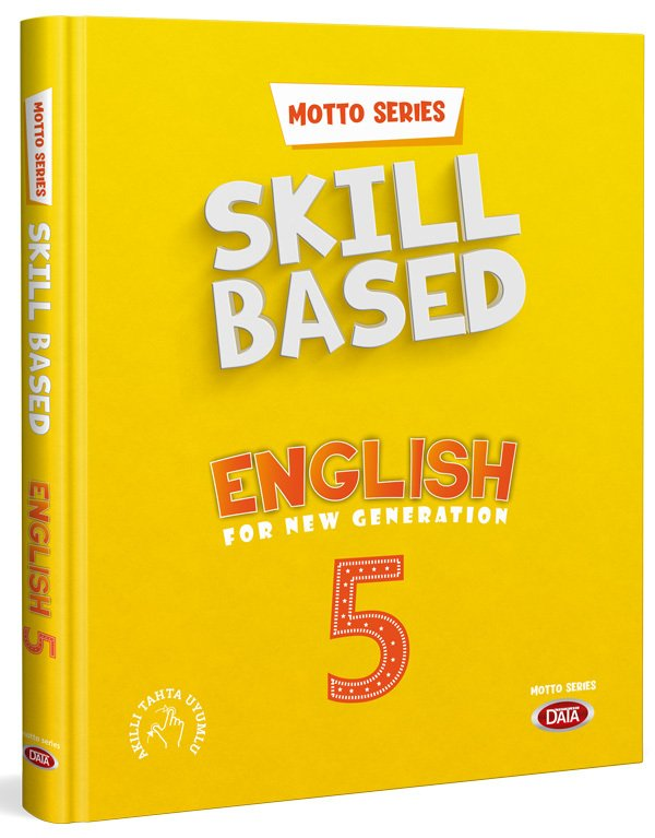 Data Yayınları Motto Series Skill Based English 5