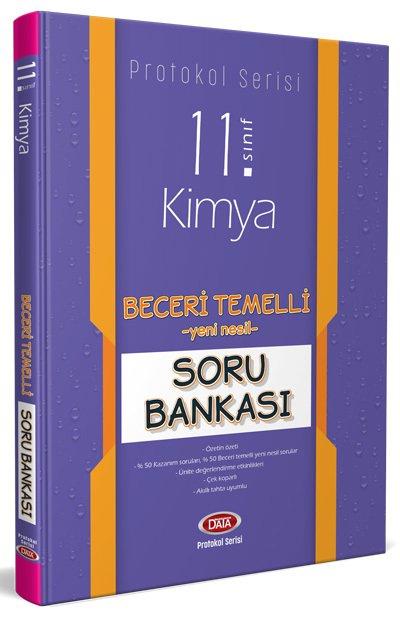 Data Yayınları 11. Sınıf Kimya Beceri Temelli Soru Bankası (Protokol Serisi)