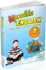7. Sınıf Possible English Main Book + Extra Activities
