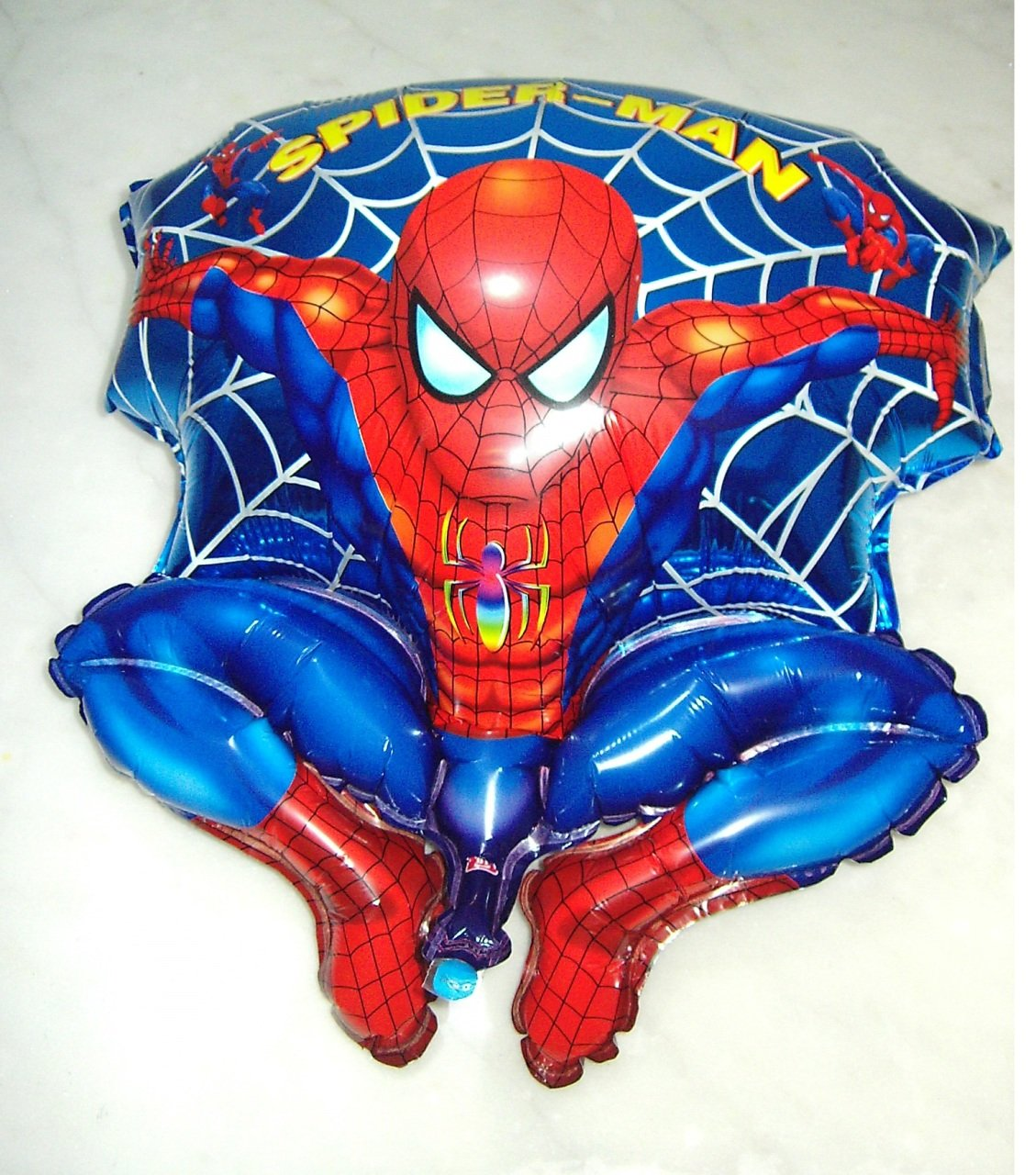 Balon Folyo Orumcek Adam Spiderman