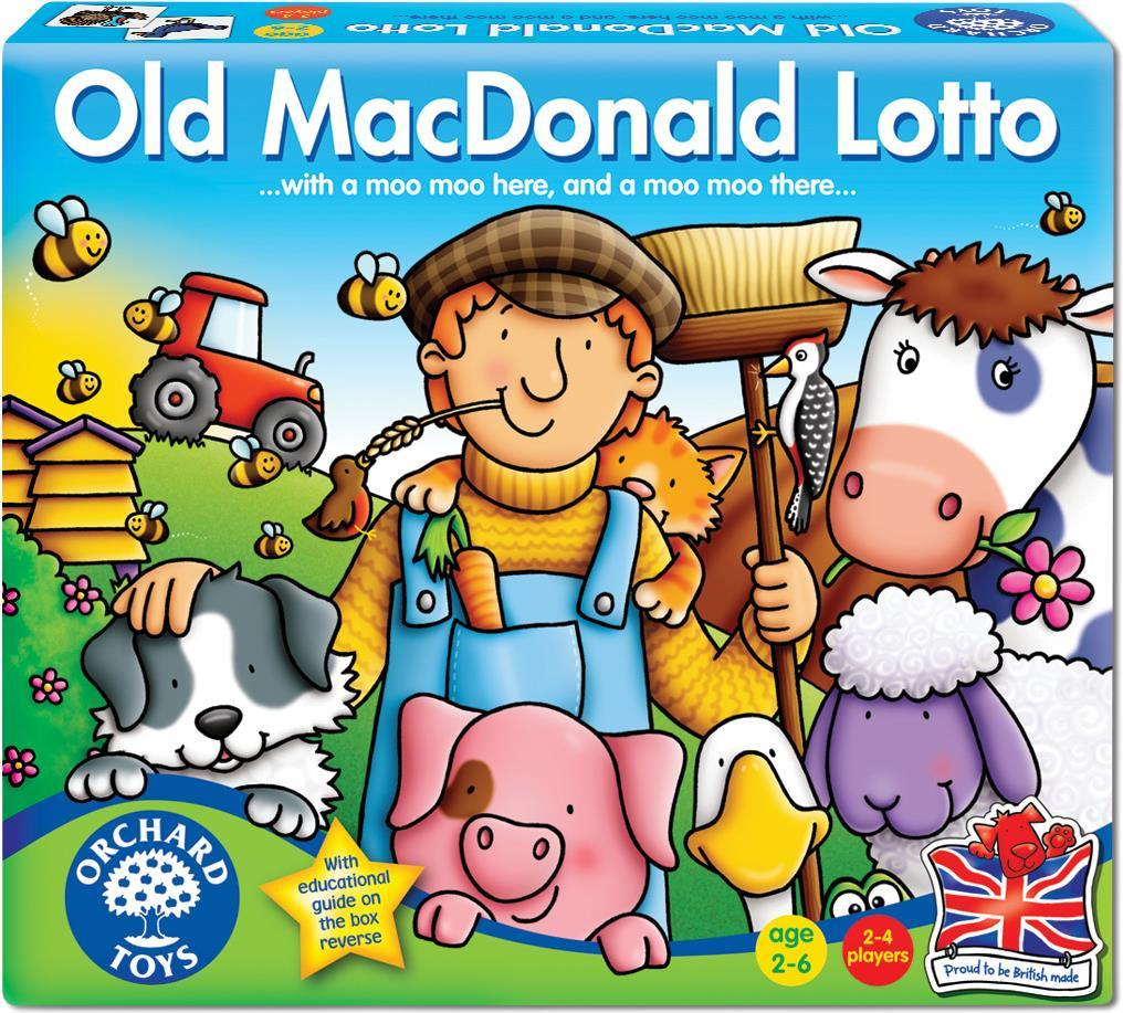 9990 Tl Orchard Ali Baba Tombala Old Macdonald Lotto Oyunu