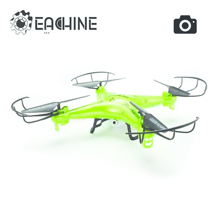 Eachine E5C Mini Multikopter Seti (Yeşil)