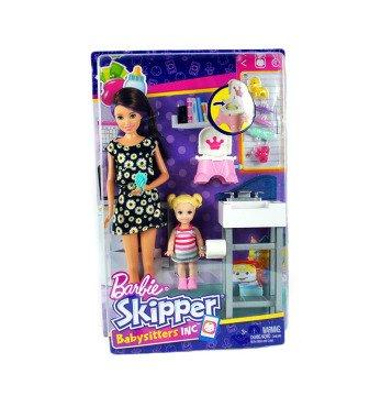 Barbie Bebek Bakıcılığı Oyun Seti Fhy97 Wwwtoyshanecom