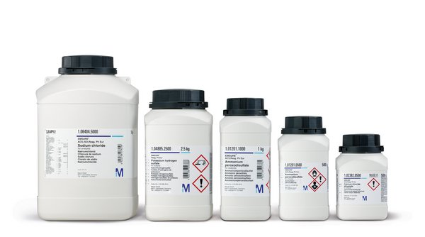 Merck 1017191000 Barium Chloride Dihydrate For Analysis Emsure Acs