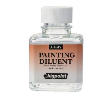 Bigpoint Kokusuz Terebentin 75 ml. (Painting Diluent)