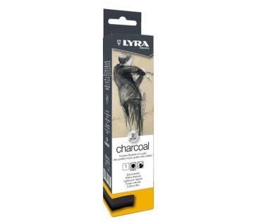 Lyra Charcoal Doğal Kömür Chunky Tekli Kutu