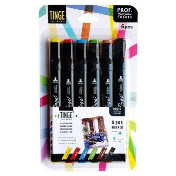 Tinge Marker Karma Set 6'li