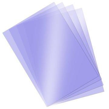 Asetat Kağıdı Şeffaf Transparan 500 Mikron A3 5'li (Kalın)