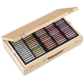 Rembrandt Soft Pastel Excellent Box - Toz Pastel (225 Adet)