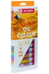 Talens ArtCreation Oil Colour 12 Renk Yağlı Boya