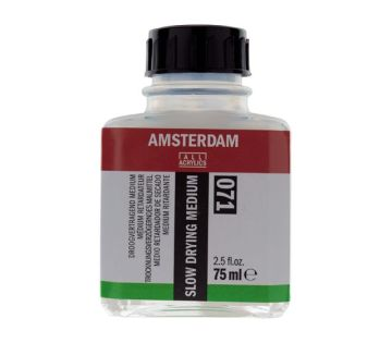 Talens Amsterdam Slow Drying Kuruma Geciktirici Medium 071 75 ml