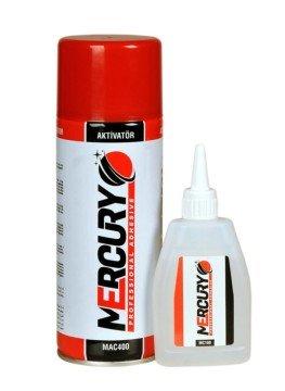 Mercury Hızlı Yapıştırıcı 400ml+100ml - 25,00 TL | Hakikat Kırtasiye