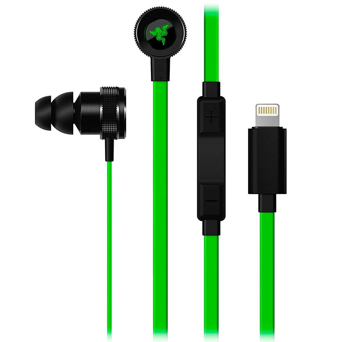 Razer Hammerhead iOS Uyumlu Mikrofonlu Kulak İçi Kulaklık - Lightning  Bağlantı