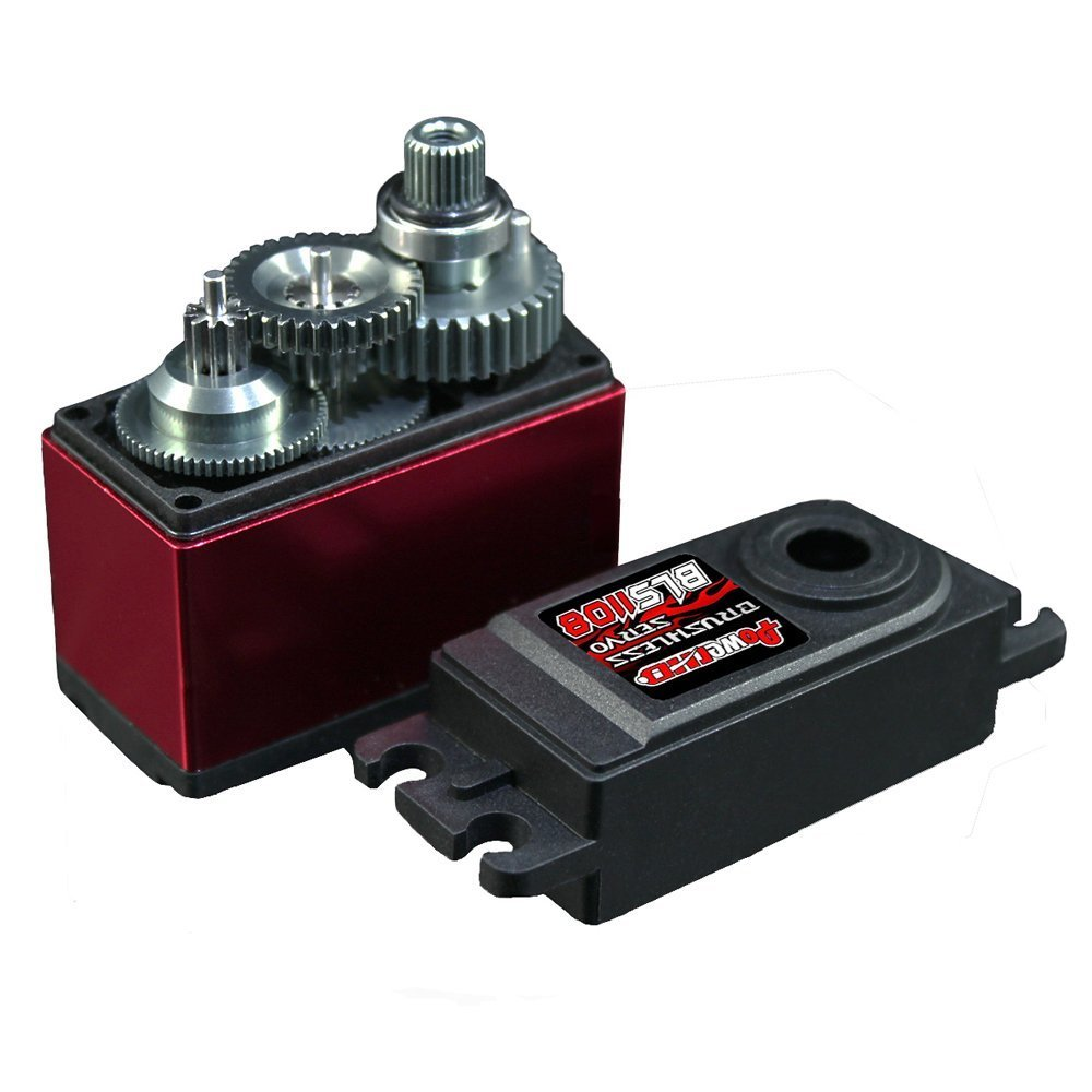 Power HD BLS-1108 Titanyum Servo Motor