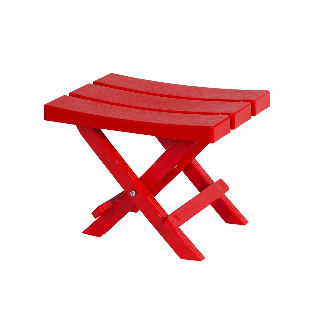 Plastic Folding Fisherman's Stool