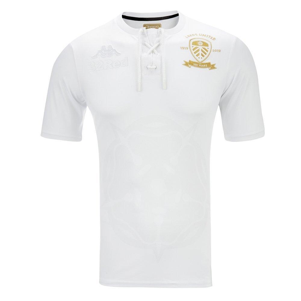 Leeds United 100. Yıl Özel Forma M   En uygun fiyatlarla