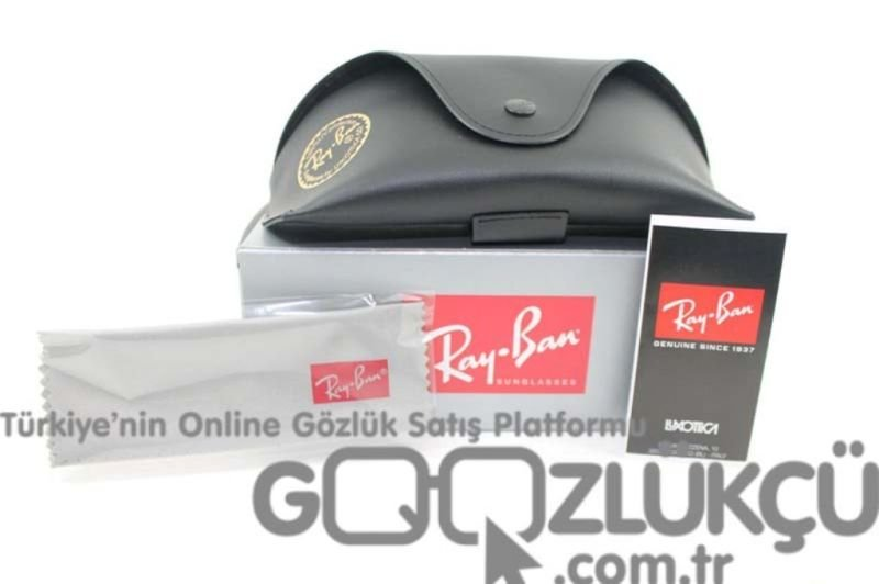 rb 3343  RB 3343 004-58 63-12 3P - RAY-BAN -