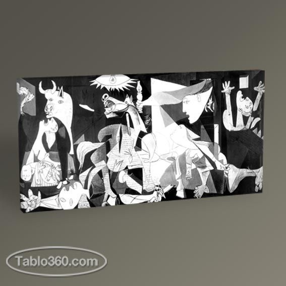 picasso guernica style